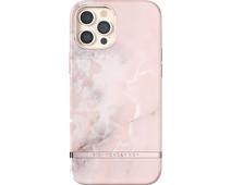 Richmond & Finch Pink Marble Apple iPhone 12 Pro Max Back Cover