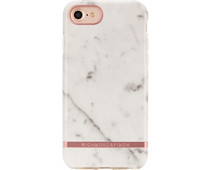 Richmond & Finch White Marble Apple iPhone 6s / 6 / 7 / 8 / SE Back Cover