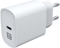 XtremeMac Charger without Cable USB-C 20W Power Delivery White