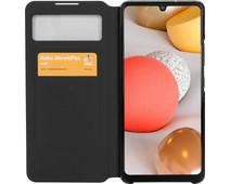 Samsung Galaxy A42 S View Book Case Black