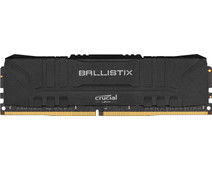 Crucial Ballistix 8GB 3600MHz DDR4 DIMM CL16 Black (1x8GB)