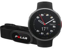 Polar Vantage V2 HR Black M/L