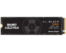 WD Black SN850 NVMe SSD 1TB Call of Duty Black Ops Cold War
