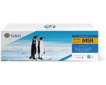 G&G 045 Toner Cyaan (Hoge Capaciteit)