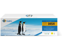 G&G 045 Toner Geel (Hoge Capaciteit)