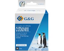 G&G 24XL Cartridge Zwart