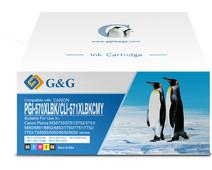 G&G PGI-570/CLI-571XL Cartridges Combo Pack