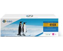 G&G 410X Toner Magenta (Hoge Capaciteit)