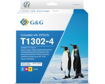 G&G T1306XL Cartridges Combo Pack