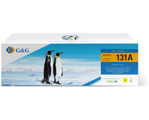 G&G  131A Toner Geel