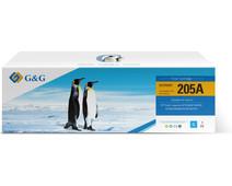 G&G 205A Toner Cyaan