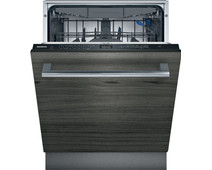 Siemens SN65EX56CN / Built-in / Fully integrated / Niche height 81.5 - 87.5cm