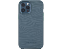 LifeProof WAKE Apple iPhone 12 Pro Max Back Cover Grijs