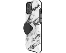 Otterbox Otter + Pop Symmetry Apple iPhone 12 Pro Max Back Cover Wit