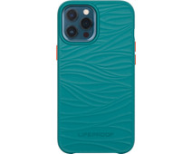 LifeProof WAKE Apple iPhone 12 Pro Max Back Cover Groen