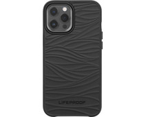 LifeProof WAKE Apple iPhone 12 Pro Max Back Cover Zwart