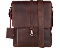 Burkely Antique Avery | Crossover M Messenger Bruin