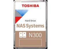 Toshiba N300 NAS Hard Drive 8TB (256MB)