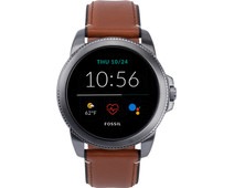 Fossil Gen 5E Display FTW4055 Gray/Brown 44mm