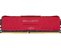 Crucial Ballistix 16GB 3200MHz DDR4 DIMM CL16 White (1x16GB)