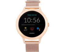 Fossil Gen 5E Display FTW6068 Rose Gold 42mm