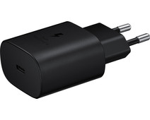 Samsung Charger Without Cable 25W Super Fast Charging 2.0/Power Delivery Black