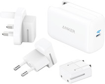Anker PowerPort III Oplader zonder Kabel 65W Power Delivery