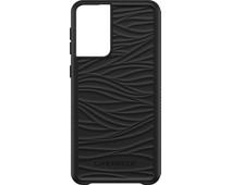 LifeProof WAKE Samsung Galaxy S21 Plus Back Cover Zwart