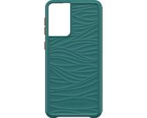 LifeProof WAKE Samsung Galaxy S21 Plus Back Cover Groen