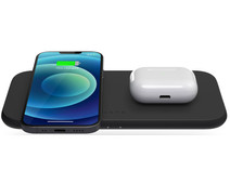 ZENS Dual Wireless Charger 10W
