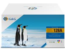 G&G 128A Toner 3-Kleuren