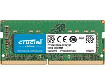 Crucial 32GB 3200MHz DDR4 SODIMM (1x32GB)