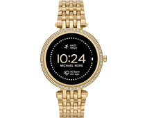 Michael Kors Darci Gen 5E Display MKT5127 Gold/Gold