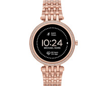 Michael Kors Darci Gen 5E Display MKT5128 Rose Gold/Rose Gold