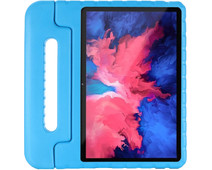Just in Case Lenovo Tab P11 Pro Kids Cover Blauw