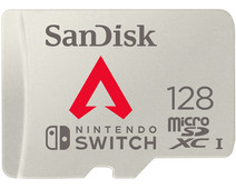 SanDisk MicroSDXC Extreme Gaming 128GB Apex Legends (Nintendo licensed)