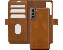 DBramante1928 Lynge Samsung Galaxy S21 Plus 2-in-1 Cover Leer Bruin
