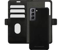 DBramante1928 Lynge Samsung Galaxy S21 Plus 2-in-1 Cover Leer Zwart