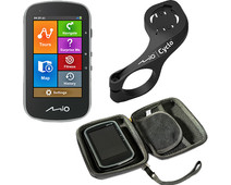 Bike Navigation Set Mio Cyclo Discovery Plus