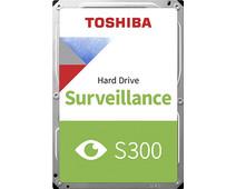 Toshiba S300 Surveillance NAS Hard Drive 4TB HDWT140UZSVA CMR