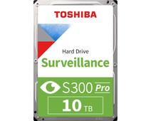 Toshiba S300 PRO Surveillance Hard Drive 10TB HDWT31AUZSVA