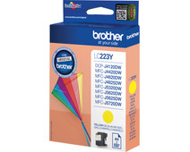 Brother LC-223 Cartridge Yellow
