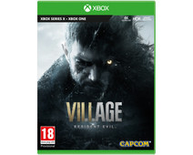 Resident Evil Village Xbox One en Xbox Series X