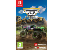 Monster Jam Steel Titans 2 Nintendo Switch