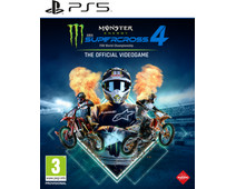 Monster Energy Supercross 4 PS5
