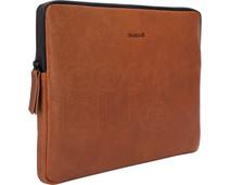 BlueBuilt Laptophoes Leer Cognac / Voor 13 inch Apple MacBook Air/Pro