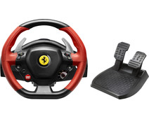 Thrustmaster Ferrari 458 Spider Steering Wheel Xbox One & PC