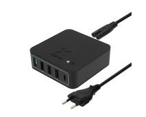 Xtorm Power Delivery en Quick Charge Power Hub met 5 Usb Poorten 30W