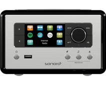 Sonoro Relax SO-810 Black V2