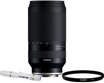 Tamron 70-300mm f/4.5-6.3 Di III RXD Sony FE + UV-Filter 67mm + Elite Lenspen